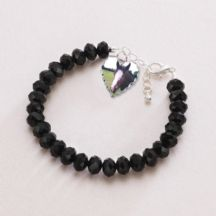 Bracelet with Photo and Engraving, Pet Loss or Sympathy Gift